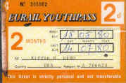 Eurail Youthpass